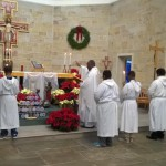 Christmas 2016 at Holy Angels - Midnight Mass