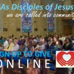 How to Sign Up for We Share Online Giving