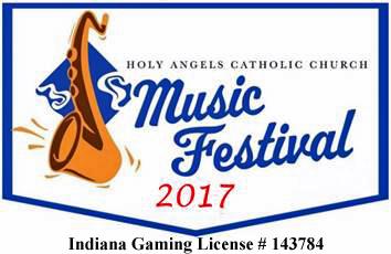 Holy Angels Music Festival 2017: June 9 & 10, 2017