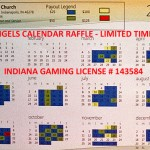 Calendar Raffle - Click for Information