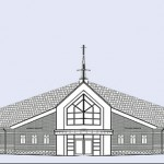 We Plan to Dedicate the New Holy Angels Church in Spring 2021